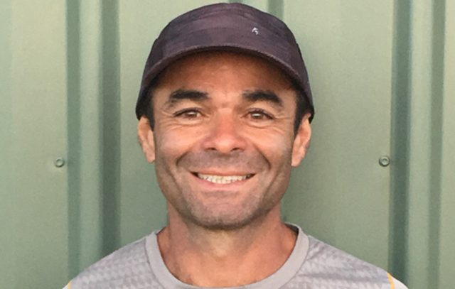 Meet Paulo! Our 2019 Senior Coach